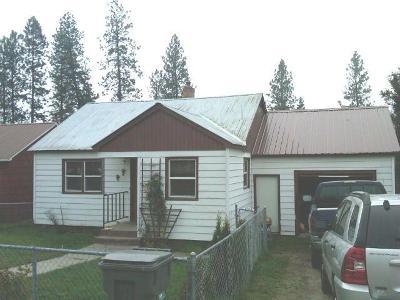 Priest Lake, Priest River Single Family Home For Sale: 462 E Jackson Ave