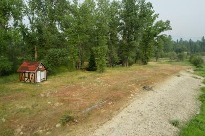 Bonner County, Kootenai County Single Family Home For Sale: Mud Gulch