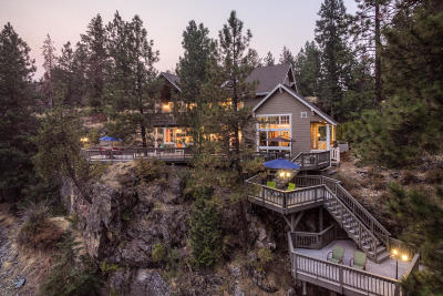 Post Falls Single Family Home For Sale: 869 S Breezy Way