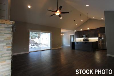 Hayden Single Family Home For Sale: 8887 N Prescott Dr