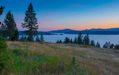 Coeur D'alene Residential Lots & Land For Sale: Lot 7 Scharelant