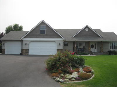 Post Falls Single Family Home For Sale: 2220 W Evening Star Rd