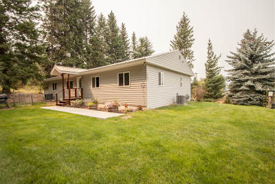 Bonners Ferry Single Family Home For Sale: 5901 Main Street