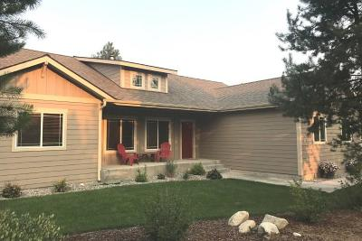 Rathdrum Single Family Home For Sale: 18942 N Ella Rd