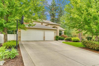Post Falls Single Family Home For Sale: 5221 E Shoreline Dr