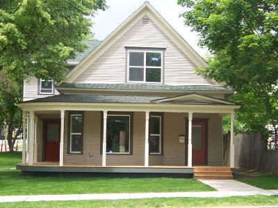 Coeur D'alene, Dalton Gardens Single Family Home For Sale: 303 E Garden Ave