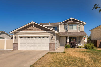 Hauser Lake, Post Falls Single Family Home For Sale: 1302 N Monticello St