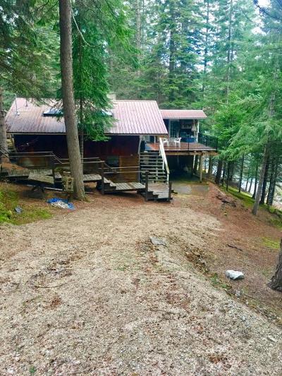 Hayden Single Family Home For Sale: 15694 N Sportsman Park Rd