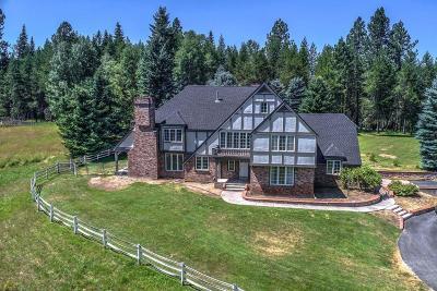Hayden Single Family Home For Sale: 11985 N Rimrock Rd