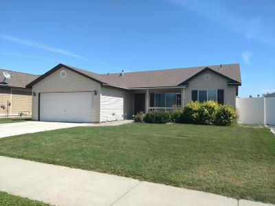 Post Falls Single Family Home For Sale: 3826 N Guy Rd