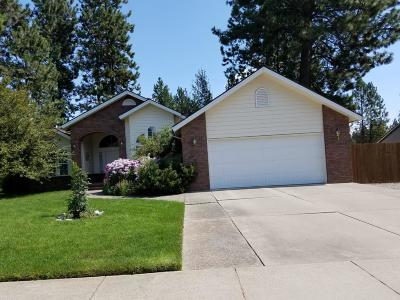 Rathdrum Single Family Home For Sale: 15454 Vera St