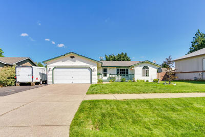Hayden Single Family Home For Sale: 1179 W Tanager Ave