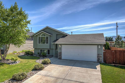 Post Falls Single Family Home For Sale: 2584 N Alfalfa Loop