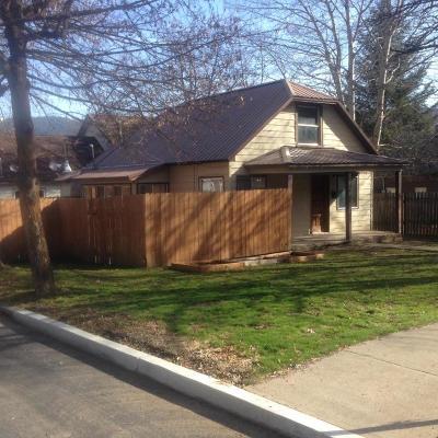 Kellogg Single Family Home For Sale: 222 Gold