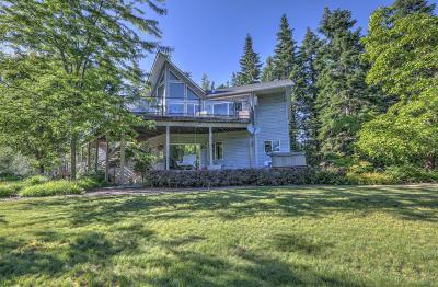 Hayden Single Family Home For Sale: 6395 E Garwood Rd
