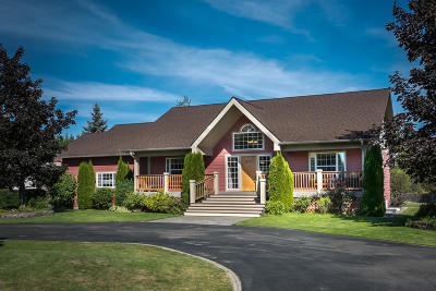 Rathdrum Single Family Home For Sale: 6192 W Diagonal Rd