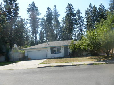 Post Falls Single Family Home For Sale: 3848 E 2nd Ave
