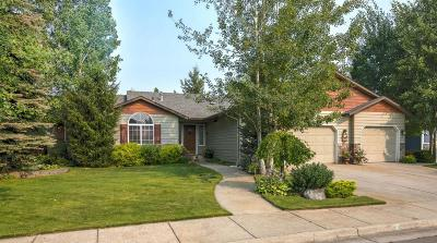 Post Falls Single Family Home For Sale: 2309 N Stagecoach Dr