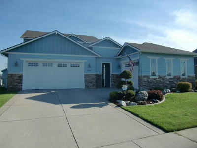 Rathdrum Single Family Home For Sale: 14964 N Pristine Cir