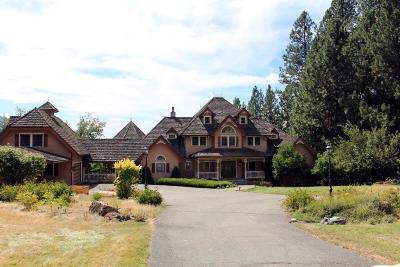 Hayden Single Family Home For Sale: 7806 E Gem Shores Rd