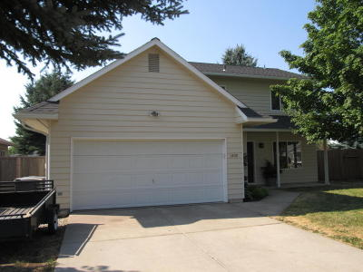 Sandpoint Single Family Home For Sale: 1405 Ponderosa Dr