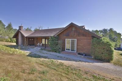 Sandpoint Single Family Home For Sale: 2306 Sandcreek Lane