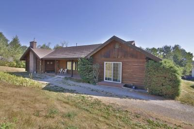Sandpoint Single Family Home For Sale: 2306 Sandcreek Ln