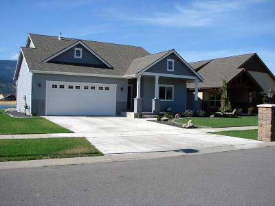 Rathdrum Single Family Home For Sale: 14237 N Pristine Cir