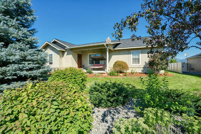 Post Falls Single Family Home For Sale: 3164 N Durrow Loop