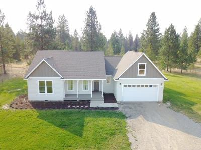 Priest Lake, Priest River Single Family Home For Sale: 86 Ediah Rd