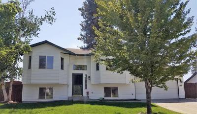 Rathdrum Single Family Home For Sale: 6542 W Silverado St