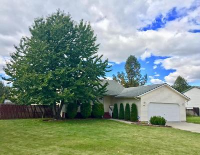 Hayden Single Family Home For Sale: 9361 N Ash St