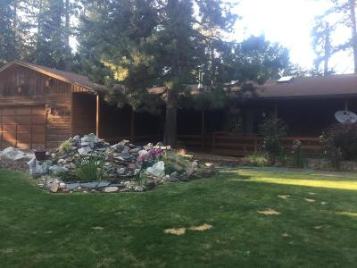 Hayden Single Family Home For Sale: 745 E Buckles Rd