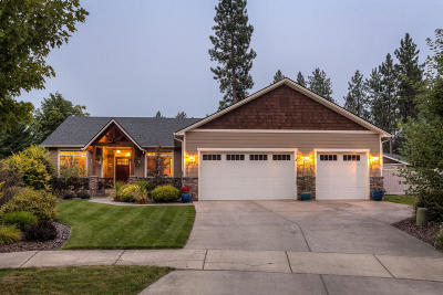 Post Falls Single Family Home For Sale: 357 S Cane St