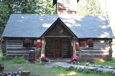 Sandpoint ID Single Family Home For Sale: $159,000