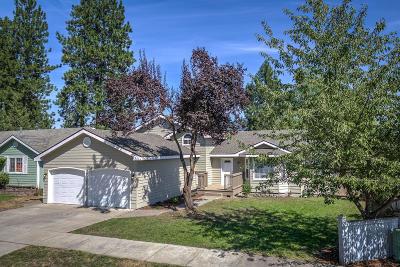 Coeur D'alene, Dalton Gardens Single Family Home For Sale: 5804 N Silver Pines Ct