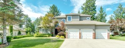 Hayden Single Family Home For Sale: 8437 N Audubon Dr