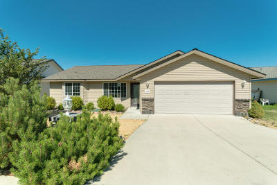 Hauser Lake, Post Falls Single Family Home For Sale: 3569 N Stagecoach Dr