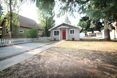 Coeur D'alene Single Family Home For Sale: 2206 E Coeur D Alene Ave