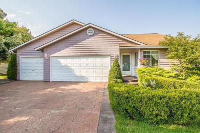 Hayden Single Family Home For Sale: 353 E Cloverleaf Dr