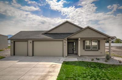 Post Falls Single Family Home For Sale: 1236 W Jenicek Loop