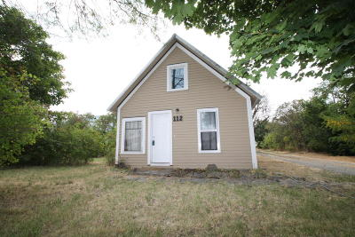 Hauser Lake, Post Falls Single Family Home For Sale: 112 E 3rd Ave