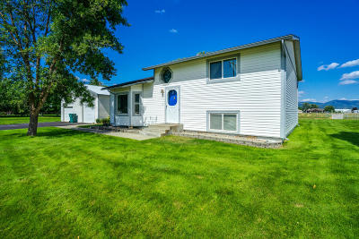 Post Falls Single Family Home For Sale: 2769 W Poleline Ave