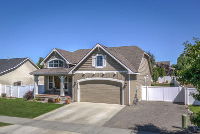 Post Falls Single Family Home For Sale: 2026 N Teanaway Dr