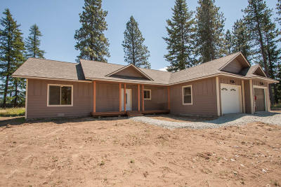 Bonners Ferry Single Family Home For Sale: 218 Melville Rd