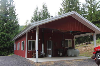 Fernwood Single Family Home For Sale: 1420 Meadowlark Drive