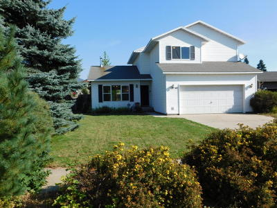 Sandpoint Single Family Home For Sale: 510 Loman Cir
