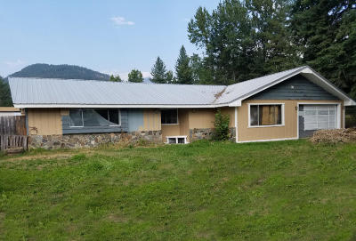 Clark Fork Single Family Home For Sale: 312 5th Ave