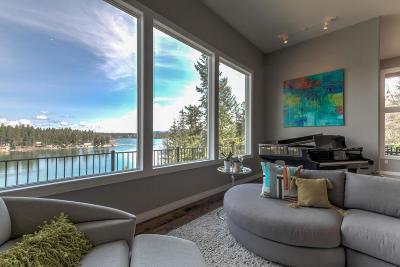 Hayden Single Family Home For Sale: 2285 E Upper Hayden Lake Rd