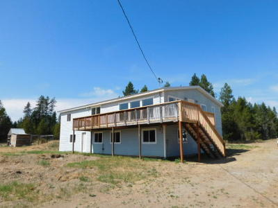 Bonner County, Kootenai County Single Family Home For Sale: 62 My Rd.